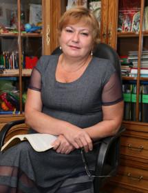 Бахарева Елена