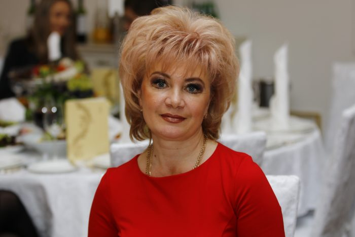 Алина Хохлова