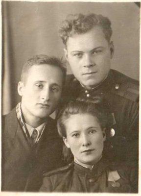 Родители Елены Владимеровны