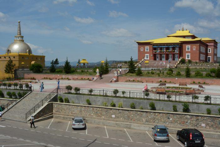 Главный городской дацан