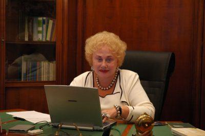 Лариса Нухимовна Рябченко