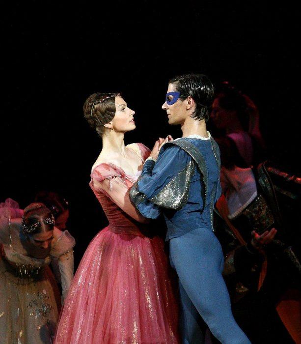 Из балета Ромео и Джульетта (современная)