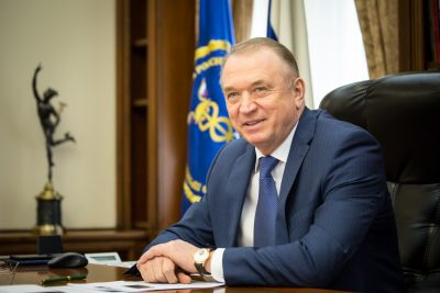 Президент ТПП РФ Сергей Катырин