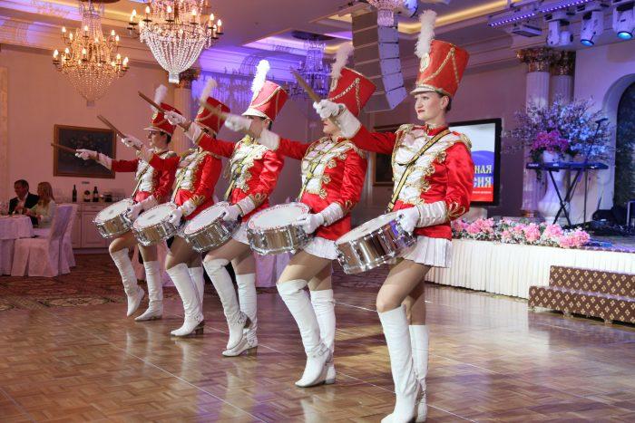 Награждение лауреатов программы Сильная Россия»