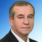 Губернатор Иркутской области С.Г.Левченко