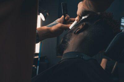 Королевское бритьё бороды