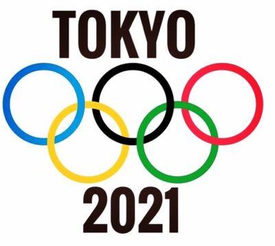 Логотип Олимпиады в Токио